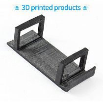 JMT Battery Holder Protection Seat Black TPU 3D Printing For Happymodel Mobula7 Mobula 7 V3 Frame FPV Racing Drone