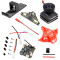 Welding Combo for Mobula7 Upgrade Crazybee F4 Pro Flight Controller + Caddx 1200TVL FPV Camera & Switchable VTX + New Canopy V2