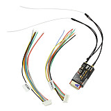 Frsky R9slim+ Long Range Dual Antenna Receiver with Inverted SBUS and S.Port outputs for R9M R9M Lite TX FPV Racing Drone