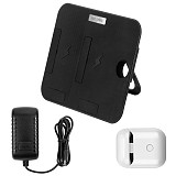 3In1 QI Fast Wireless Charger Stand Foldable for iPhone 8 Plus X XR XS MAX Charging Pad Dock Station for Apple Watch for AirPods