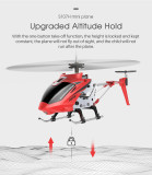 SYMA S107H 3.5CH RC Helicopter MINI Plane With Hover Function Alloy Remote Control Helicopter Toy for Children