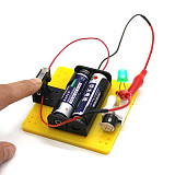 Feichao DIY Kids Toys Answer Lamp Light Button Competition Toy for Children Educational Technology Toy