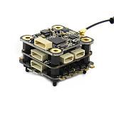 HAKRC Mini F4 Flight Controller 3Layer FlyTower Betaflight OSD BEC 4in1 20A BLheli_S ESC 200mW VTX for FPV Quadcopter Drone
