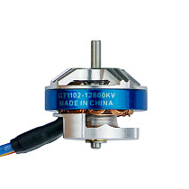 LDARC GT1102-12800KV Brushless Motor 1.5mm Shaft for TINY GT7 75mm FPV Racing Drone Quadcopter