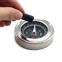 Feichao Magnet Compass DIY Educational Toy Kids Toys for Children Students Physical Science Experiment