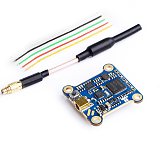 iFlight SucceX 5.8G 48CH 500mW Adjustable VTX Mini Image Transmission 20x20 for FPV Racing Drone Quadcopter DIY Models