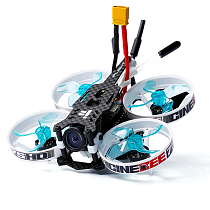 iFlight CineBee 75HD Indoor FPV Racing Drone Mini Quadcopter 75mm 2-4S Whoop with Turtle V2 HD Camera iFlight SucceX F4 Flight Tower Standard version