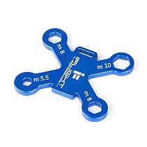 iFlight M5.5 M8 M10 Quick Release Wrench Hex Nuts Repair Tool for Brushless Motor FPV Racing Drone Quadcopter DIY Models