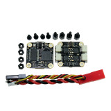 HAKRC F4 Flytower 1S F4 Flight Control 4IN1 10A ESC for Indoor FPV Racing Drone Quadcopter DIY Aircraft