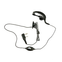 Baofeng Walkie Talkie Mic Headset Woven Cable K Type Earphone for UV-5R UV 5R UV-5RE UV-B5 BF-888S 888S UV-B5