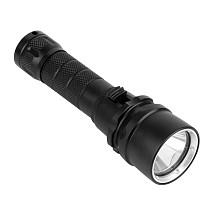 BGNING Aluminum Outdoor Waterproof Flashlight Photography Diving Flashlight  Brightness 1000LM RC-M07