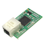 Q00226 USR-TCP232-E Serial Server RS232 RS485 To Ethernet TTL Level DHCP Web Mod