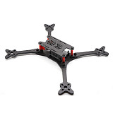 JMT Floss 215 210MM Wheelbase FPV Frame Kit Carbon Fiber CF Rack For DIY FPV Racing Drone Quadcopter