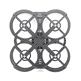 JMT 135MM / 200MM Wheelbase FPV Frame Kit with Protective Ring Mini Quadcopter Rack Carbon Fiber CF For DIY FPV Racing Drone