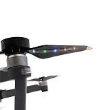 STARTRC 8331 Low-Noise Propellers LED Light Flash USB Charging Propeller Blades For DJI Mavic Pro Mavic Platinum FPV Drone