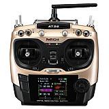 DIY FPV Drone W/ AT9S TX RX S600 4 axis Quadcopter APM 2.8 Flight Control GPS 7M 40A ESC 700kv Motor 4400MAH Battery Ful