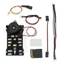 DIY FPV Drone Kit Welded S600 4 axis Aerial Quadcopter Unassembled w/ Pix2.4.8 Flight Control GPS 7M 40A ESC 700kv Motor