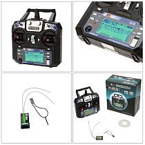 S600 DIY FPV Drone 4 axis Quadcopter Kit Pix2.4.8 Flight Control GPS 7M 40A ESC 700kv Motor FS-I6 TX RX