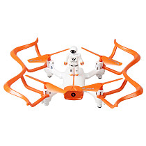 ATTOP W2 4CH 2.4Ghz 720P / 0.3MP Wifi FPV HD Camera RC Drone w/ Headless Mode Altitude Hold G-sensor RC Quadcopter RTF Drone Model Toy Hobby