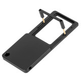 BGNING Camera Bracket Switch Plate Adapter with C-shaped Accessories for Gopro7/6/5/4/3+/session Action Camera Tripod Stabilizer Gimbal Stabilizer Connect Adapter