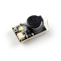 JMT DT-B90 Drone Tracker Finder Buzzer Alarm Dual-use 90dB w/ LED BB Ring for RC FPV Parts DIY Racing Drone Accessories