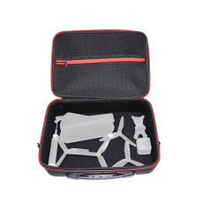 HGLRC Waterproof Portable EVA Hard Drone Handbag Remote Controller Storage Bag Carrying Case for 5  RC Drone Quadcopter Arrow3 HGLRC