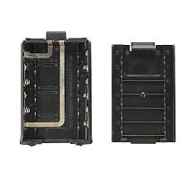 Battery Case Shell Box for Baofeng BF-UV5R UV-5R BF-H8 TYT TH-F8 Walkie Talkie