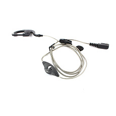Ear-hook Earphone Headset PTT Mic for Baofeng Walkie Talkie BF-888S UV-5R BF-H8