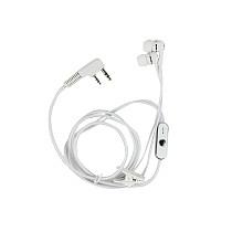 Earphone Headset Double Earplugs for Baofeng Walkie Talkie BF-888S UV-5R BF-H8
