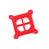 JMT 3D Printed Printing TPU Flight Control VTX Hole Conversion Board 20*20 M2 To 30.5*30.5 M3 for DIY FPV Racing Drone Quadcopter