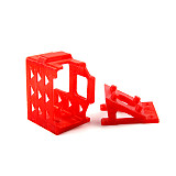 JMT 3D Printed Printing TPU Camera Fix Mount Holder Protection Border for Gopro Hero 5 6 7 FPV Racing Drone Quadcopter
