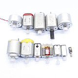 Feichao Motor Gear Combo Kit Miniature DC Small Motor Scientific Experiment DIY Toy for Children Students