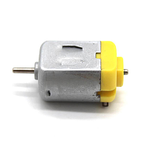 Feichao 5pcs 130 Small Motor BM8206 Miniature DC Motor For RC Buggies Car Sliding Aircraft DIY Electric Model Assembly Parts