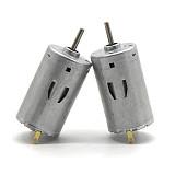 Feichao 2pcs 395 Motor High Torque 6V 12V Motor DIY Electric Toy Accessories