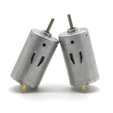 Feichao 2pcs 395 Motor High Torque 6V 12V Motor DIY Electric Toy Accessories