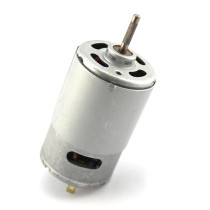 Feichao Long Shaft 550 Motor 12V Micro DC Robot Motor DIY Scientific Experiment Accessories