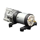 Feichao 385 High Temperature Resistance Transparent Water Pump DIY Watering Device Aquarium Pump 12v Micro Pump Accessories