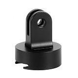 BGNing Tripod Screw to DSLR Camera Flash Cold Shoe Mount Adapter Aluminum Alloy for GoPro Hero 7 6 Session Fusion LED Light Hot Shoe
