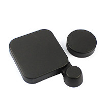10PCS Camera Lens Cover and Housing Compatible with Waterproof Case for Gopro Hero3