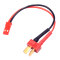JMT Lithium Battery ESC Connector Adapter T Plug to JST Connection Line for RC Model Drone Helicopter