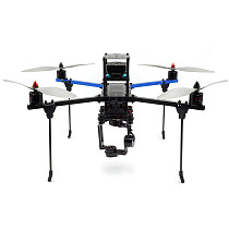 JMT BlueX450 Frame KIT Aluminum Tube Rack For DIY FPV Racing Drone Quadcopter Multicopter Multi-Rotor