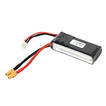 JMT 7.6V 50C 1100MAH XT30 Lithium Battery For DIY FPV Racing Drone Quadcopter Multicopter Multi-Rotor Aircraft