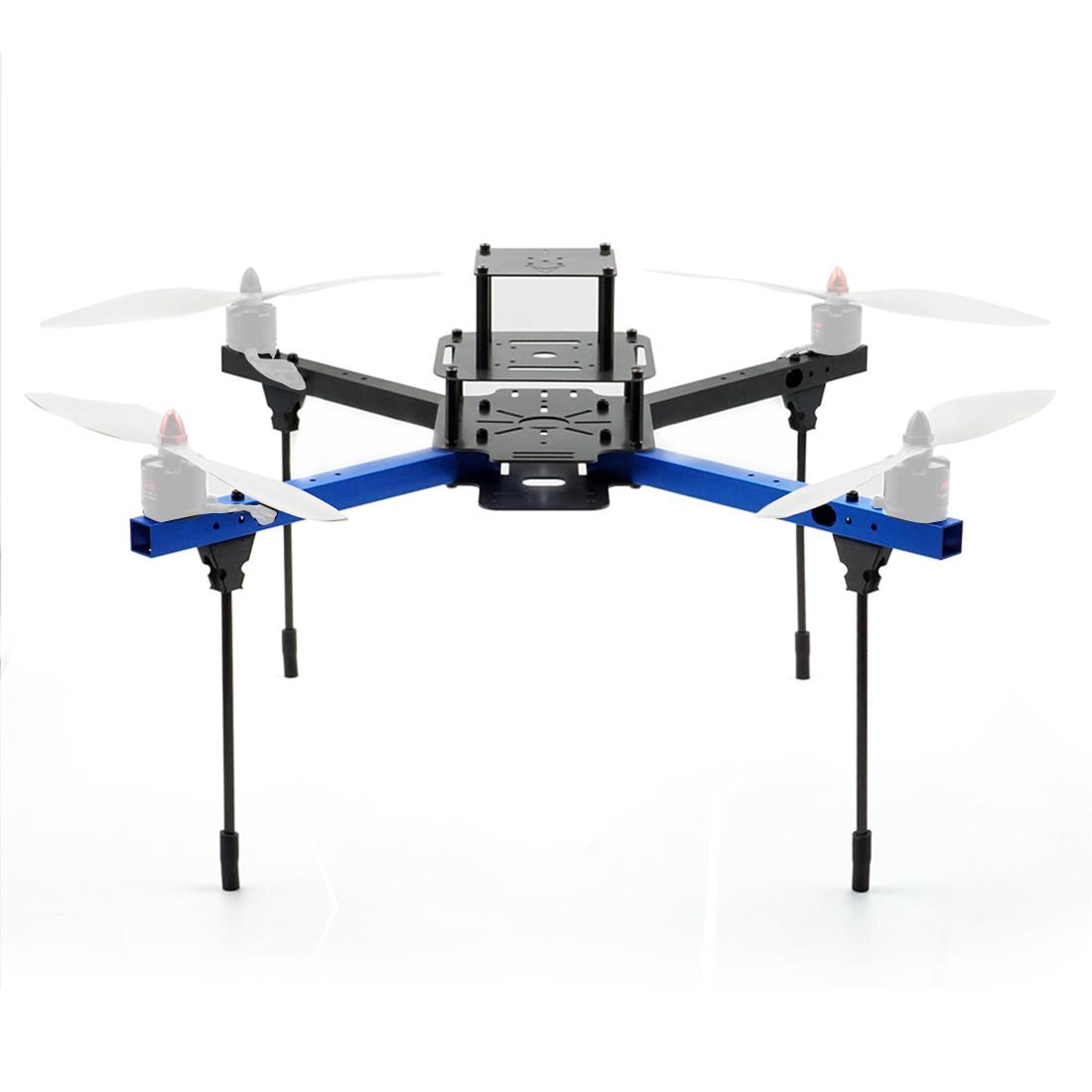 JMT BlueX380 Frame KIT Aluminum Tube Rack For DIY FPV Racing Drone
