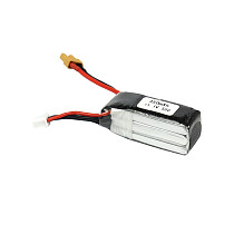 JMT 11.1V 50C 350MAH XT30 Lithium Battery For DIY FPV Racing Drone Quadcopter Multicopter Multi-Rotor Aircraft