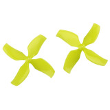 FullSpeed 1545 40MM 4-Blade 1.5mm Hole Propeller for TinyLeader V2 FPV Racing Drone Quadcopter