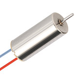 1S 3.7V 8520 8.5x20mm Mini Coreless Brush Motor CW CCW for DIY Tiny QX90 QX95 LT105 Micro Indoor FPV Racing Quadcopter