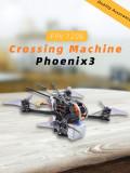 GEPRC Phoenix3 GEP-PX3 140mm Wheelbase F4 FC 3 Inch FPV Racing Drone PNP BNF W/ RunCam Micro Swift Camera VTX 1206 4500KV Motor