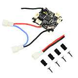 Crazybee F3 Pro Flight Controller Mobula7 5A 1-2S Compatible Flysky/Frsky/DSMX Receiver for 2S Brushless tiny whoop