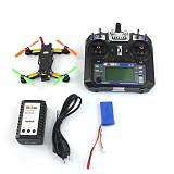 FPV 2.4G 6CH RC Mini Racing Quadcopter Drone Tarot 130 RTF Full Kit TL130H1 CC3D 520TVL HD Camera 5.8G 32CH Goggle