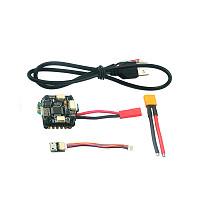 135mm Mini F3 OSD 2S RC FPV Racing Drone Quadcopter 10A 7800KV Brushless 2.4G 6ch BNF RTF Combo Set 1200TVL HD Camera Goggles